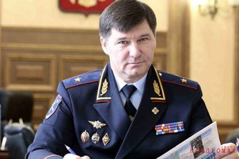Экс-главу УМВД по Тюменской области отправили под домашний арест