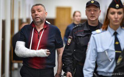 Финансисты из дела полковника Черкалина рассказали о связи с ФСБ