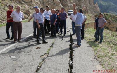 Прокуратура недосчиталась 30 млн рублей после ремонта дороги в Дагестане