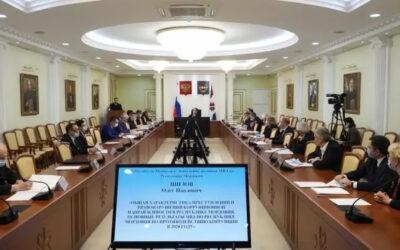 Заседание Комиссии по противодействию коррупции состоялось 30 марта в Саранске