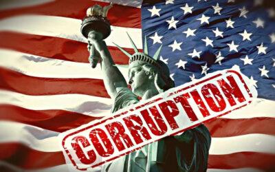 Истоки коррупции в США
