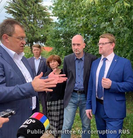 Встреча Руководителя отдела контроля ЖКХ Общественного Комитета с главой Богородского городского округа Московской области