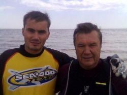 Сын Януковича за год стал в три раза богаче